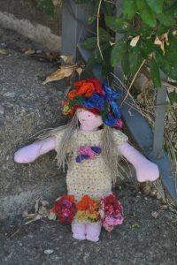 flora a boneca