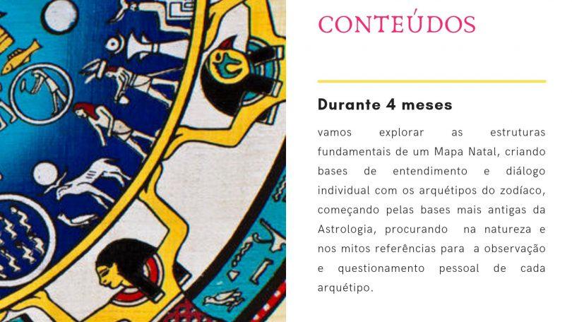 Curso de Astrologia Arquetípica Online